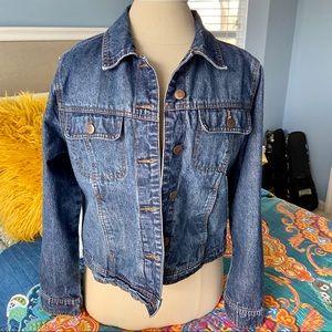 Bill Blass Jeans Petite Denim Jacket